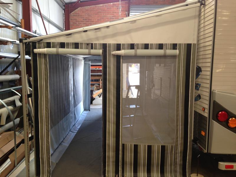 Mandurah Canvas Caravans And Annexes 9535 7000