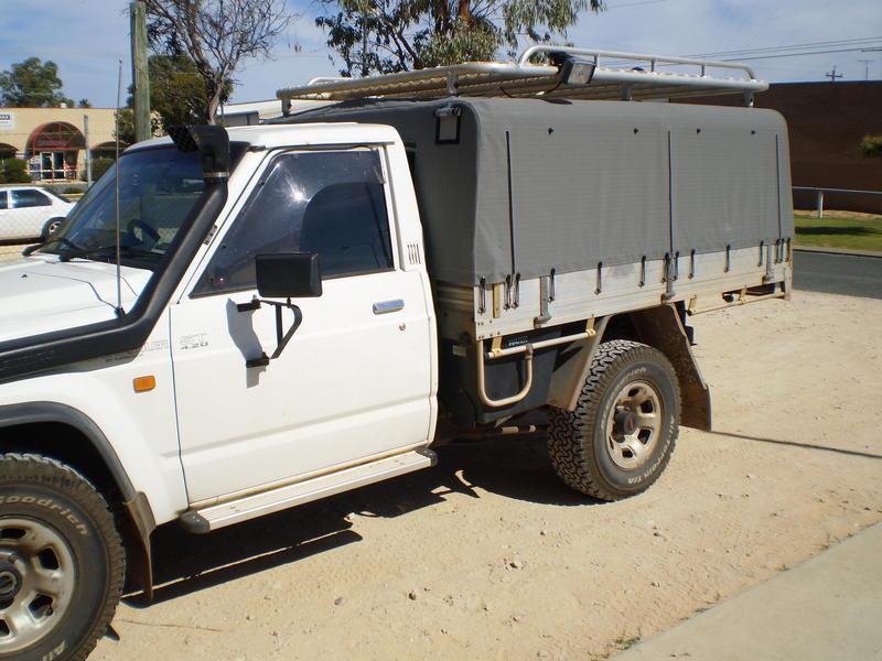 Mandurah Canvas Ute And Truck Canopies 9535 7000